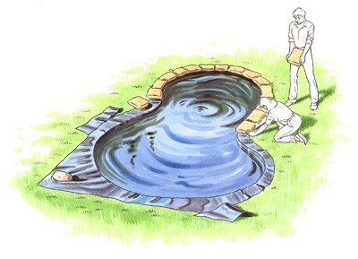 how-to-install-a-water-garden-pond-5