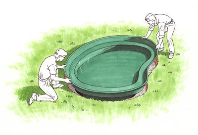 how-to-install-a-water-garden-pond-9