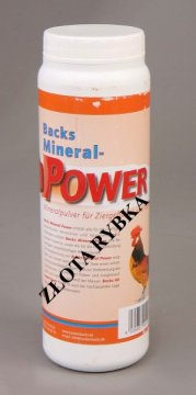 Backs Mineral Power-Supper vitaminy -1 kg