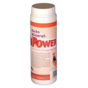 Mineral Power 1kg BACKS